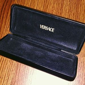 VERSACE glasses & sunglasses hard case (case only)